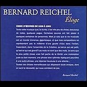 Bernard Reichel - Eloge