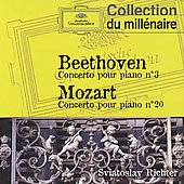 Beethoven: Piano Concerto No.3/Mozart: Piano Concerto No.20