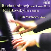 Rachmaninov, Tchaikovsky / Olli Mustonen