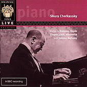 Rameau, Haydn, Chopin, etc / Cherkassky