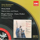 Wagner: Opera Arias and Duets / Ludwig, Nilsson, Hotter, et al