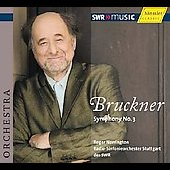 Bruckner: Symphony no 3 / Roger Norrington, Stuttgart Radio SO