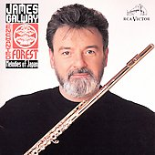 James Galway (Flute): The Enchanted Forest: Melodies of Japan