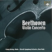 Beethoven: Violin Concerto, Romances / Emmy Verhey, et al