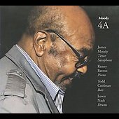 James Moody (Sax): Moody 4A [Digipak]
