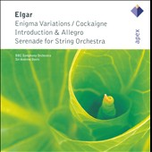 Elgar: Enigma Variations; Cockaigne; Introduction & Allegro; Etc.