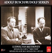 Beethoven: 3 Sonatas for Violin & Piano
