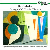 In Norholm: Songs of Their Times
