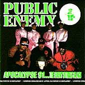 Public Enemy: Apocalypse 91...The Enemy Strikes Black [PA]