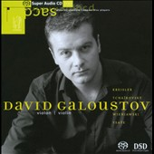 David Galoustov plays Kreisler, Tchaikovsky, Wieniawski & Ysae
