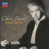 Clara Haskil Edition [17 CDs]