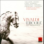 Vivaldi: Ercole Sul Termodonte / Biondi, Villazon