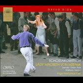 Schostakowitsch: Lady Macbeth von Mzensk