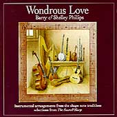Barry Phillips (Cello): Wondrous Love