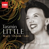 Violin Concertos by Bruch, Dvor&#225;k, Lalo / Tasmin Little, violiin