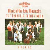 Trebunia Family Band: Music of the Tatra Mountains