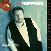 Ben Heppner - Great Tenor Arias / Roberto Abbado, Munich