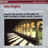 Salve Regina - Gregorian Chant / Benedictine Monks Clervaux
