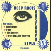 Niney the Observer: Deep Roots Observer Style [Box Set]