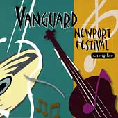 Various Artists: Vanguard Newport Folk Festival Sampler