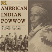 Various Artists: American Indian Pow Wow: Music of the Navajo Indians