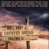 Various Artists: Hell Bent and Country Bound, Vol. 2