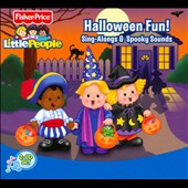 Various Artists: Halloween Fun! Sing-Alongs & Spooky Sounds [Digipak]
