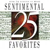 25 Sentimental Favorites