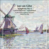 Jan van Gilse: Symphony No. 4 / David Porcelijn