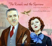 The Rascal and the Sparrow - Poulenc meets Piaf / Antonio Pompa-Baldi, piano