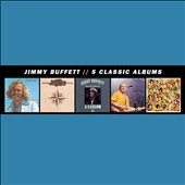 Jimmy Buffett: 5 Classic Albums [Box]