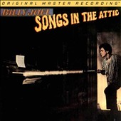 Billy Joel: Songs in the Attic [Slipcase]