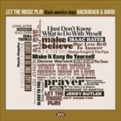 Various Artists: Let the Music Play: Black America Sings Bacharach & David