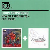 Louis Armstrong: New Orleans Nights/For Lovers