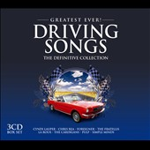 Various Artists: Greatest Ever! Driving Songs [Union Square Music]