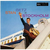 Stan Getz (Sax): In Stockholm [Limited Edition]