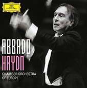 Abbado / Haydn - The seven 'London' symphonies; Trumpet Concerto / Adolph Herseth, trumpet; Chicago SO; CO of Europe