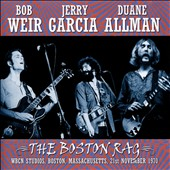 Duane Allman/Jerry Garcia/Bob Weir: The Boston Rag