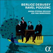 This set celebrates the art of fortepianist and conductor, Jos Van Immerseels on the occasion of his 70th birthday - Berlioz, Debussy, Ravel, Poulenc / Anima Eterna [5 CDs]