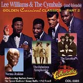 Lee Williams & the Cymbals: Golden Carnival Classics, Pt. 2