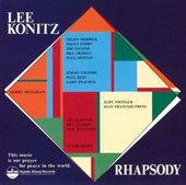 Lee Konitz: Rhapsody