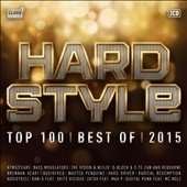 Various Artists: Hardstyle: Top 100 Best of 2015