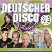 Various Artists: Deutscher Disco Fox 2016