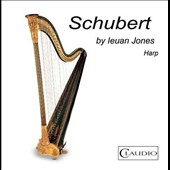 Schubert by Ieuan Jones - Impromptus, 'Diabelli' variations; Moment Musiceaux D780; Scherzi /  Ieuan Jones, harp