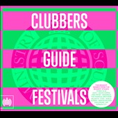 Various Artists: Clubbers Guide to Festivals [2016]
