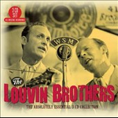 The Louvin Brothers: Absolutely Essential 3 CD Collection *