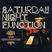 The Syncopators: Saturday Night Function