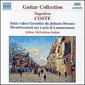 Guitar Collection - Coste: Guitar Works Vol 1 / McFadden