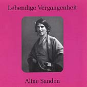 Lebendige Vergangenheit - Aline Sanden