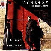 Sonatas for Cello & Piano - Weill, et al / Vogler, Canino